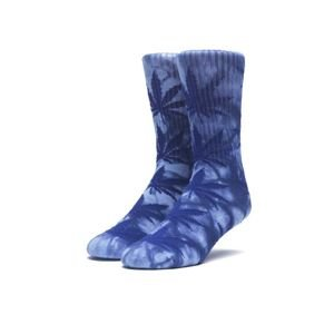 HUF Digital Tiedye Plantlife blue