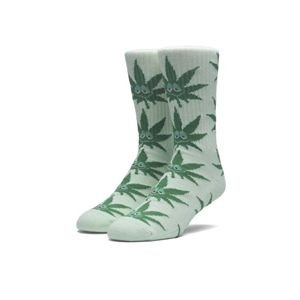 HUF Green Buddy Crew Socks mint