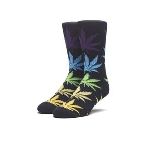 HUF Melange Plantlife Socks black multi