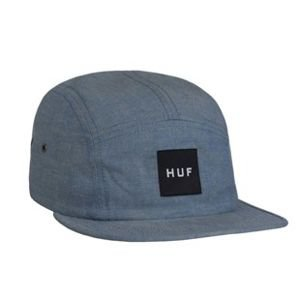 HUF Osaka Volley 5 Panel Cap blue