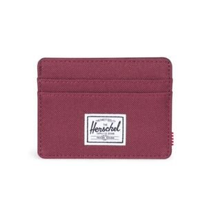 Herschel Charlie + Wallet windsor wine 10360-00746