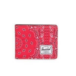 Herschel Hank Wallet red bandana 10049-01249