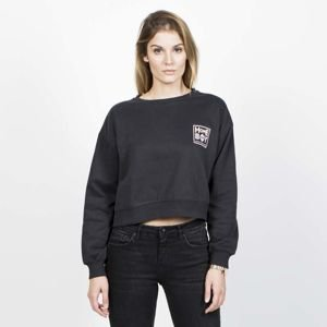 HomeBoy WMNS JHaily Sweat Crew Neck black
