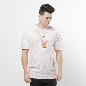 Huf SP Big Gay Al Tie Dye T-shirt pink SOUTH PARK EDITION