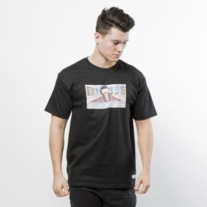 Huf SP Medicnal Marijuana T-shirt black SOUTH PARK EDITION