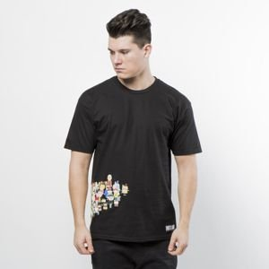 Huf SP Opening T-shirt black SOUTH PARK EDITION
