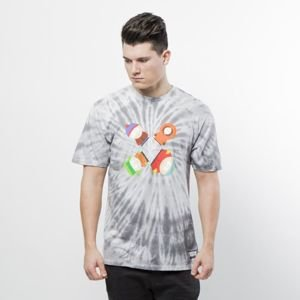 Huf SP Trippy Tie Dye T-shirt black SOUTH PARK EDITION