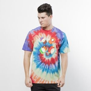 Huf SP Trippy Tie Dye T-shirt rainbow SOUTH PARK EDITION