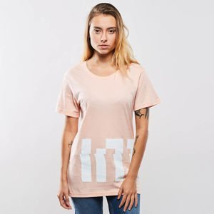 Intruz t-shirt Int Long powder pink