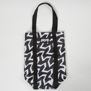 Jungmob bag Zebra Big Bag black / white