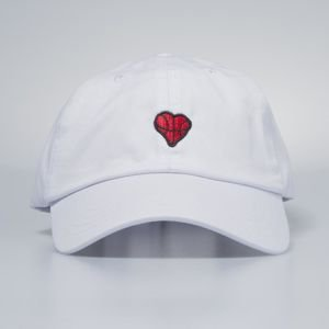 K1X strapback K1X Hoop Love Sports Cap white