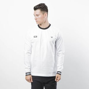 KOKA longsleeve Both white