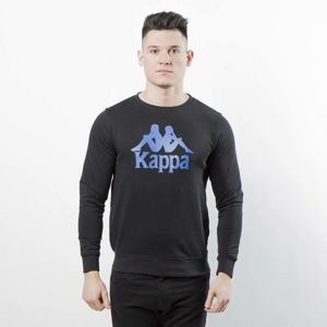 Kappa Sweatshirt Authentic Zenim Crewneck black