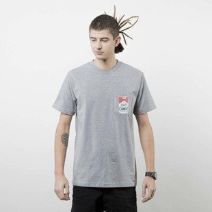 Koka Smoker T-shirt grey