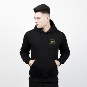 Koka Sweatshirt Hoodie Fake Ball black