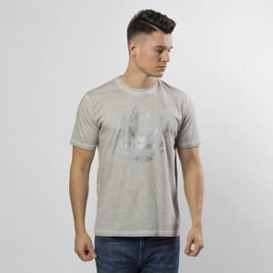Koka T-shirt  Laurel Logo Prew light grey
