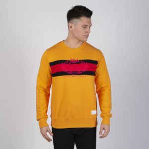 Koka sweatshirt Screen Crewneck orange