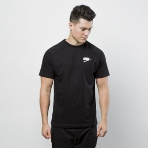 Koka t-shirt Fake-Tape TS black