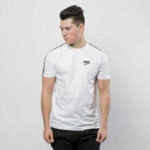 Koka t-shirt Fake-Tape TS white
