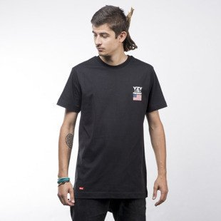 Kreem t-shirt YZY black / multicolor 9161-2504/0900