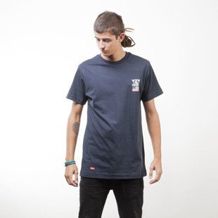 Kreem t-shirt YZY navy / multicolor 9161-2504/4401
