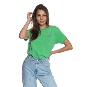 Levi's T-shirt WMNS Graphic Varsity Tee green