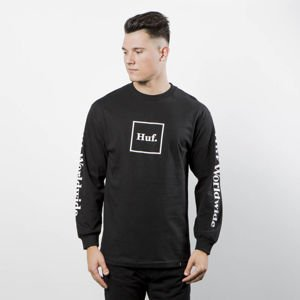 Longsleeve Huf Domestic LS Tee black