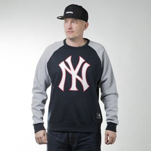 Majestic Athletic Dallin Crew Sweat New York Yankes navy (MNY1439NL)
