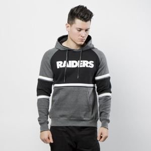 Majestic Athletic Fleece Block OTH Hoody Oakland Raiders black