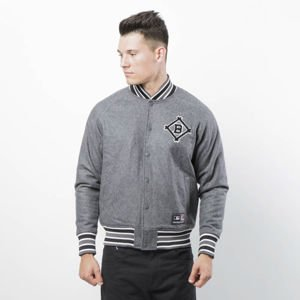 Majestic Athletic kurtka Arblast Wool Jacket grey