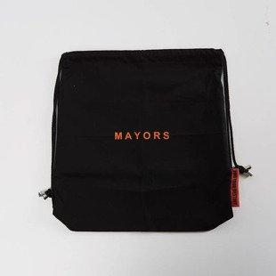 Majors gymsack Mayors black
