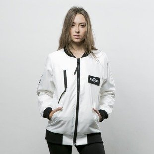 Majors jacket WMNS Bomber Mayors white
