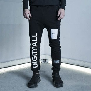 Majors pants Digit//all black