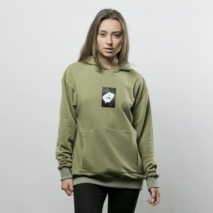 Majors sweatshirt WMNS Mayor green