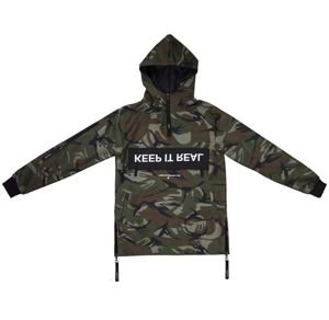 Majors women jacket Keept Pull On camo