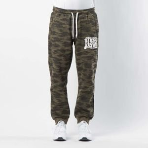 Mass Denim Assassin Sweatpants Trap Fit khaki
