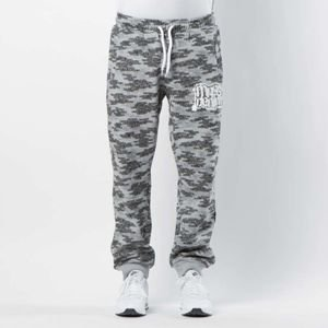 Mass Denim Assassin Sweatpants Trap Fit light heather grey