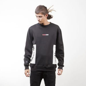 Mass Denim BLAKK sweatshirt Memento crewneck black