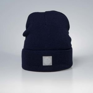 Mass Denim Base Beanie navy