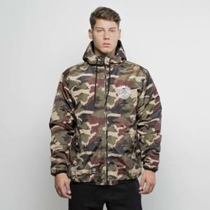 Mass Denim Base Jacket woodland camo