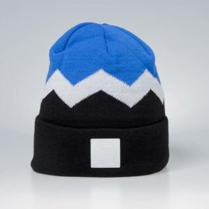 Mass Denim Beanie Fang blue / black