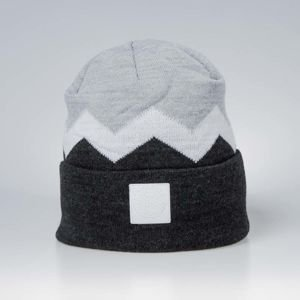 Mass Denim Beanie Fang heather grey