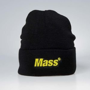 Mass Denim Beanie Work black