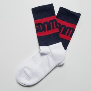 Mass Denim Division Socks navy