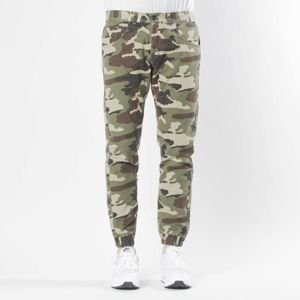 Mass Denim Joggers Sneaker Fit Base woodland camo