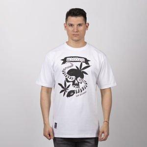 4ca0c11069a548 Mass Denim Last Pleasure T-shirt white