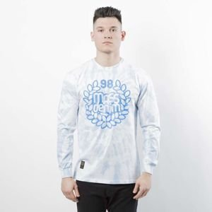 Mass Denim Longsleeve Base Tiedye white