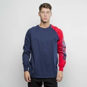 Mass Denim Longsleeve Section navy