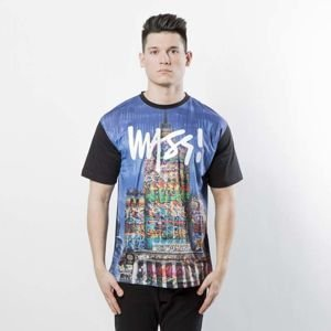 Mass Denim Palace T-shirt multicolor