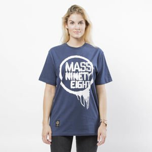 Mass Denim Return T-shirt WMNS navy